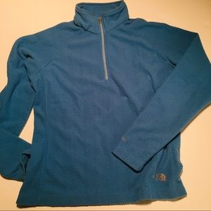 The North Face sweater knit fleece